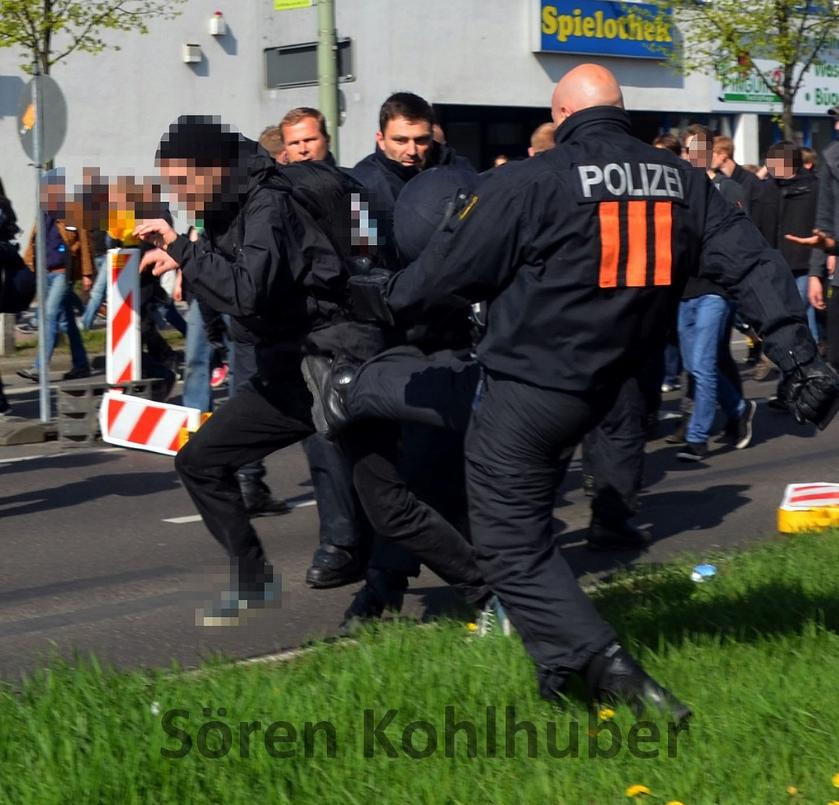 deutschepolizisten - mörder und faschisten